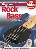 Rock Bass Guitar Lessons for Beginners (Progressive Beginner)