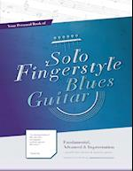 Your Personal Book of Solo Fingerstyle Blues Guitar