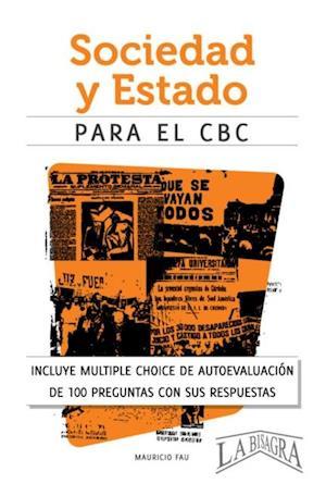 Sociedad y estado para el cbc