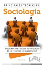 Principales teorias en sociologia