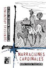 Narraciones cardinales af María Alicia Vaccarini