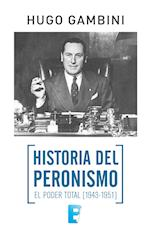 Historia del Peronismo Vol. 3 af Hugo Gambini