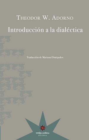 Introducción a la dialéctica