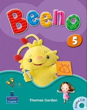 Beeno 5 Student Book with CD