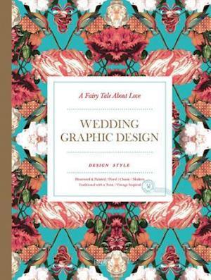 Fairy Tale About Love: Wedding Graphic Design