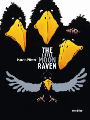 The Little Moon Raven