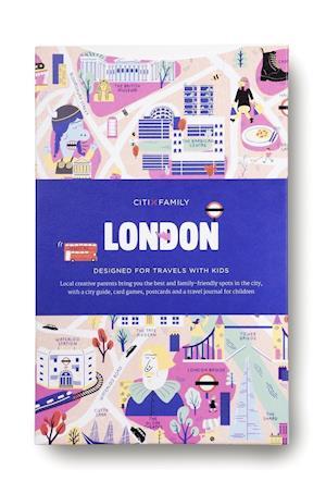 CITIxFamily City Guides - London