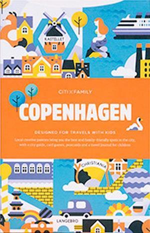 Copenhagen: Travel With Kids (PB)