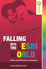 Falling into the Lesbi World (Queer Asia Series)