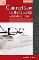 Contract Law in Hong Kong - An Introductory Guide af Stephen D. Mau