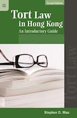 Tort Law in Hong Kong af Stephen D. Mau