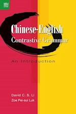 Chinese-English Contrastive Grammar - An Introduction