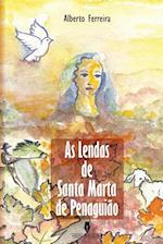 As Lendas de Santa Marta de Penaguiao af Alberto Ferreira
