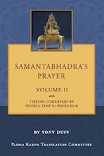 Samantabhadra's Prayer Volume II