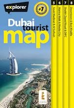 Dubai Tourist Map (Tourist Maps)