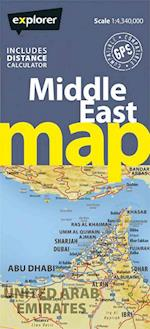 Middle East Road Map (Road Maps)
