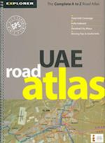 UAE Road Atlas, The Complete A to Z Road Atlas