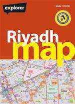 Explorer Riyadh Map (Explorer Maps)