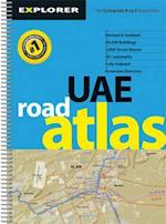 UAE Road Atlas (Regular) (Country Atlases)