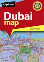 Dubai Map (City Map)
