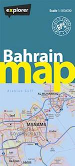 Bahrain Country Map (Country Map S)