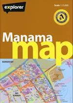 Manama City Map (City Map)