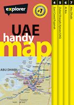 UAE Handy Map