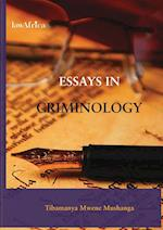 Essays in Criminology af Tibamanya Mwene Mushanga