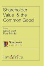 Shareholder Value and the Common Good af David Lutz, Paul Mimbi