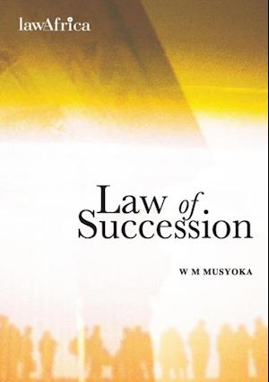 Law of Succession af William Musyoka