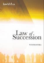 Law of Succession af William Musyoka