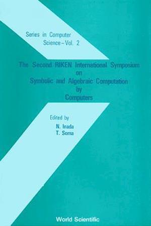Symbolic And Algebraic Computation By Computers - Proceedings Of The Second International Symposium