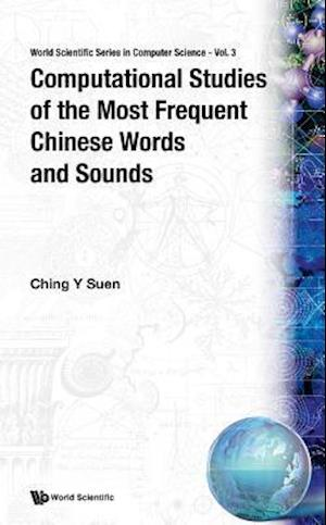 Computational Studies Of The Most Frequent Chinese Words And Sounds