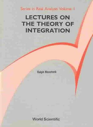 Lectures On The Theory Of Integration