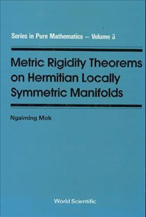 Metric Rigidity Theorems On Hermitian Locally Symmetric Manifolds