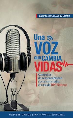 Una voz que cambia vidas