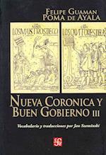 Nueva Cornica y Buen Gobierno, Tomo III. (Historia)