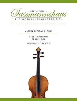 Violin Recital Album, Band 1