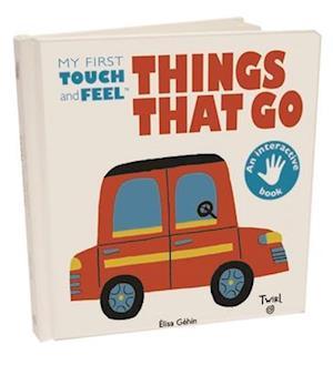 Bog, papbog Things That Go af Elise Gehin