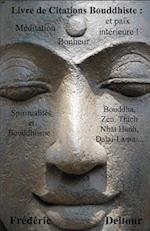 Livre de Citations Bouddhiste