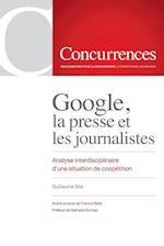 Google, La Presse Et Les Journalistes