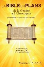 La Bible En Plans - de la Genese a 2 Chroniques af Maurice Hadjadj