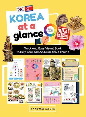 Korea at a Glance (Full Color)