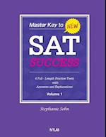 Master Key to New SAT Success