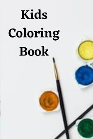 Kids Coloring Book:best learning way for kids