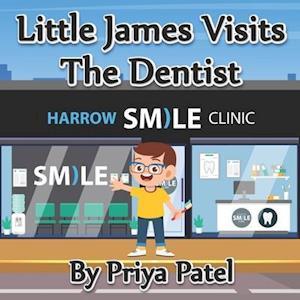 Little James Visits Smile Clinic Dentist