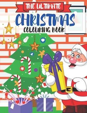 The Ultimate Christmas Colouring Book