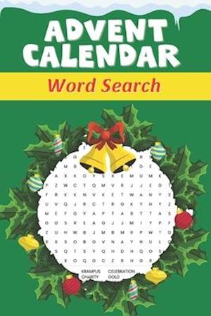 Advent Calendar Word Search