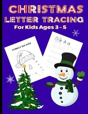 Christmas Letter Tracing