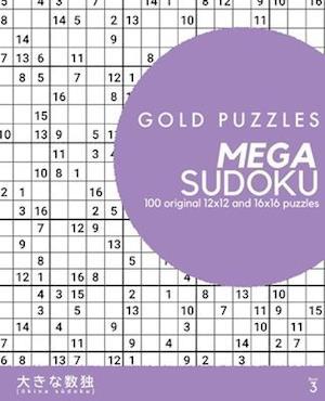 Gold Puzzles Mega Sudoku Book 3